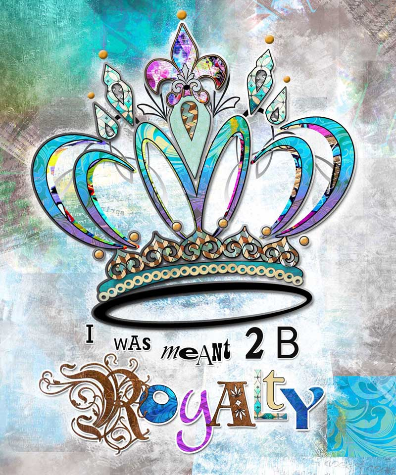 BBL001 Royalty Crown