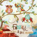 BBOw011 Family Owls