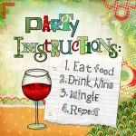 BBW010 Party Instructions