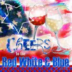 BBW025 Cheers to the Red White Blue