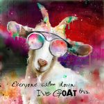 CSS008 I've Goat This