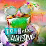 CSS033 Toadally Awesome