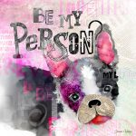 GD019 Be My Person Boxer