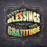 SW009 Count Your Blessings