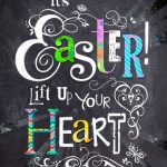 SW051 Lift Up Your Heart Easter