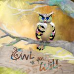 WW011 Owl if You Will