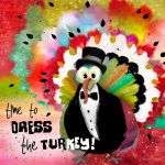 WW015 Dress the Turkey