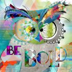 BBOw042 Be Bold Owl