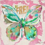CP036 Butterfly Be Free