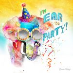CSS079 Ear to Party