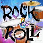 Drums-Rock & Roll